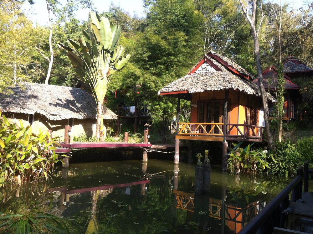 Das Glücks-Camp in Pai, Thailand
