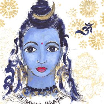 Wie du mit der Energie von Shiva & dem Neumond endgültig alles Alte transformierst