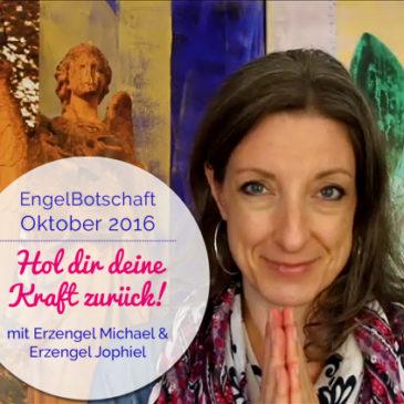 EngelBotschaft Oktober Erzengel Michael & Jophiel