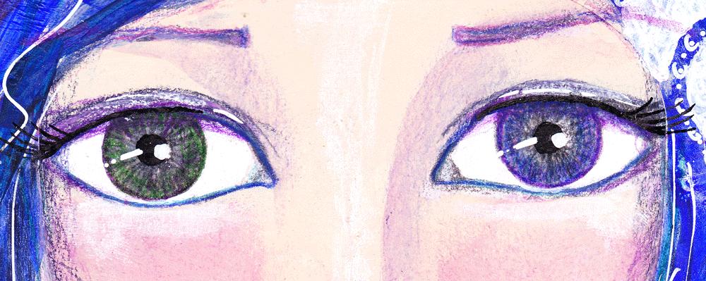 Stefanie Marquetant Eyes