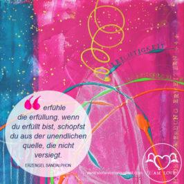 Stefanie Marquetant EngelCoaching Erfüllung