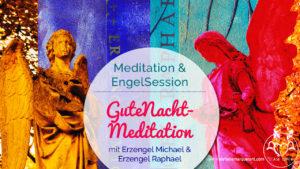Gute Nacht Meditation Stefanie Marquetant