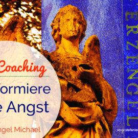 Engelmeditation mit Erzengel Michael von Stefanie Marquetant