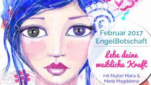 EngelBotschaft Februar 2017 Stefanie Marquetant