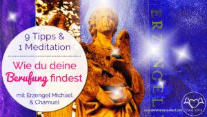 Berufung Erzengel Michael Stefanie Marquetant