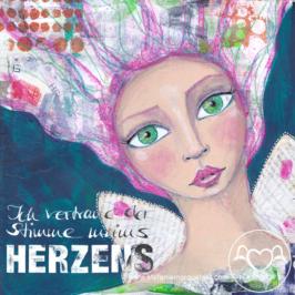 Die Stimme deines Herzens - Stefanie Marquetant