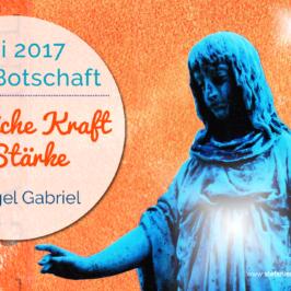 Engelbotschaft Juni 2017 Stefanie Marquetant