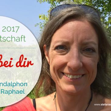 EngelBotschaft August 2017: Bleib bei dir!