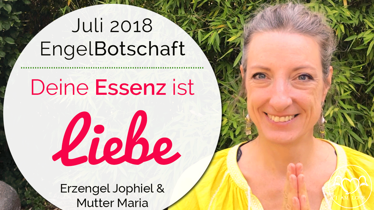 EngelBotschaft Juli 2018, Stefanie Marquetant