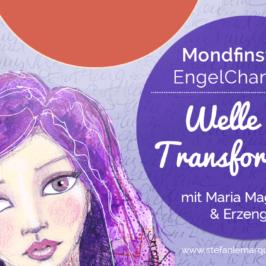 Engelchanneling Mondfinsternis Juli 2018, Stefanie Marquetant
