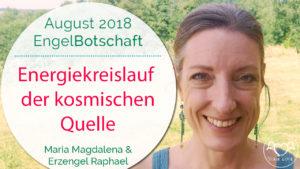 EngelBotschaft August 2018 Stefanie Marquetant