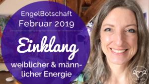 Engelbotschaft Energiechanneling Februar 2019