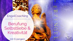 EngelCoaching für Berufung, Selbstliebe und kreativität mit Stefanie Marquetant
