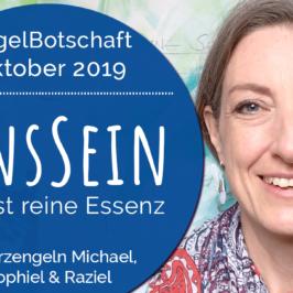 EngelBotschaft & EbergieÜbertragung Oktober 2019