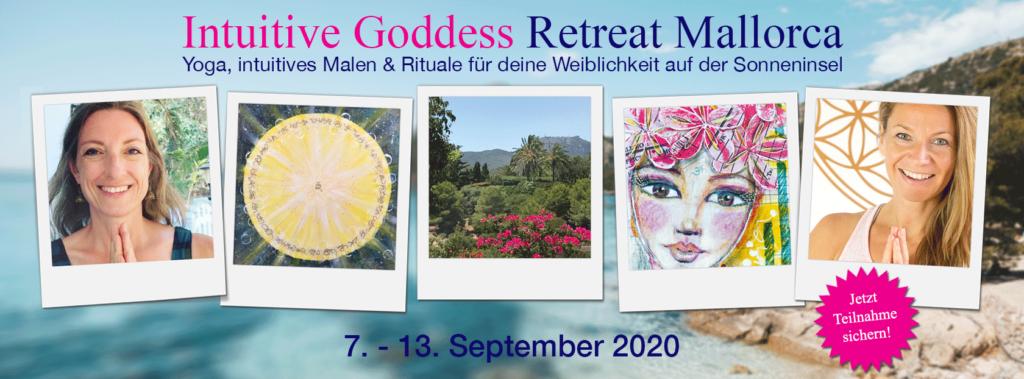 Intuitive Goddess Retreat Mallorca