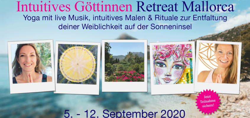 Intuitive Goddess- / Intuitives Göttinnen-Retreat Mallorca