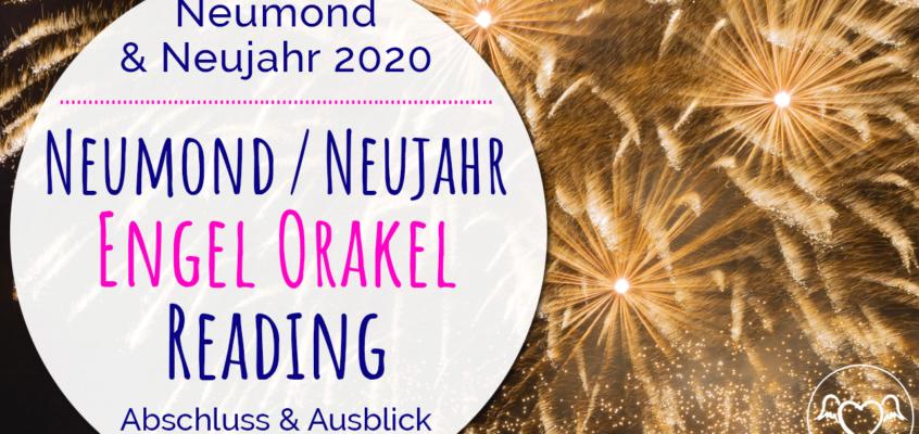 Neumond / Neujahrs-Engel Orakel Reading 26. Dezember 2019: Ausblick auf 2020