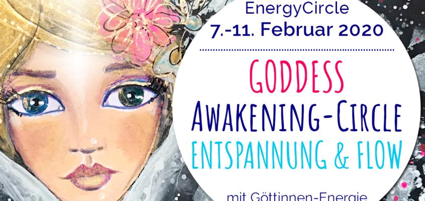 GODDESS Awakening-Circle »ENTSPANNUNG & FLOW« im Februar