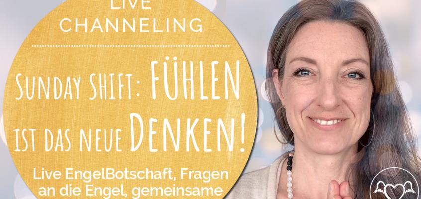 EngelBotschaft, EnergieQualität & Healing Frequency April 2020: Fühlen ist das neue Denken!