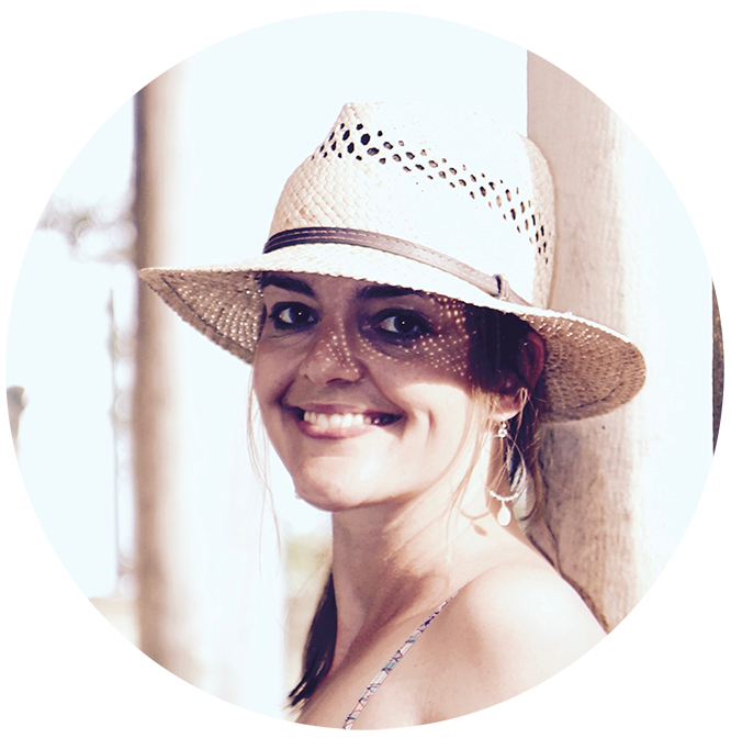 Autorin, Coach für Frauen in Veränderung & Podcast-Host Stefanie Carla Schäfer