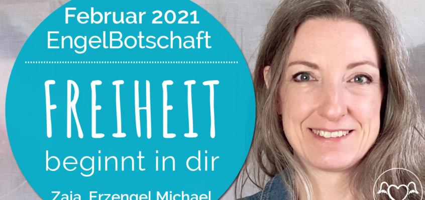 EngelBotschaft, EnergieQualität & Healing Frequency Februar 2021: Freiheit