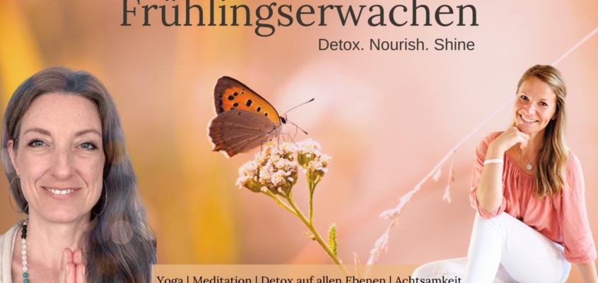 Frühlingserwachen: Detox. Nourish. Shine + Gewinnspiel!